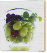 Grapes Of Wrath Wood Print