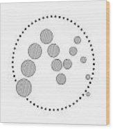 Graphic No. 1240 Wood Print
