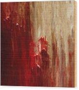 Grasping Wood Print by Jack Zulli