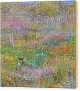 Grasslands Wood Print