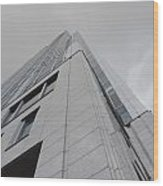 Great American Tower At Queen City Square In Cincinnati Wood Print