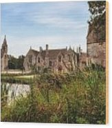 Great Chalfield Manor Wood Print