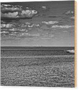 Great Lakes Boating Wood Print