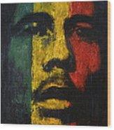 Great Marley Wood Print