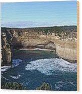Great Ocean Road, Australia - Panoramic Wood Print