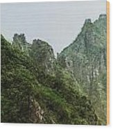 Great Wall 0043 - Lux Hp Wood Print