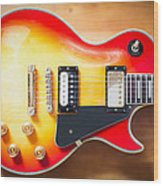 Greco Guitar Body Wood Print