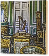Green Room - Russia Wood Print