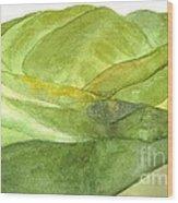 Greenpeace Wood Print