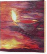 Greeting Card- 5 Wood Print