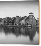 Groningen Wood Print