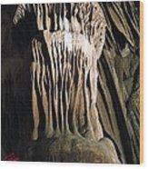 Grotte Magdaleine South France Wood Print