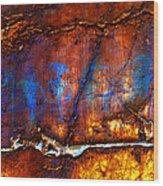 Grotto Hunt Wood Print