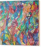 Tikkun Clali 1 Wood Print