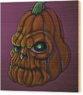 Grumpypumps Wood Print