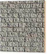 Grunge Wall Wood Print