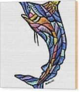 Guam Marlin 2009 Wood Print