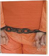 Guantanamo Protest Wood Print by Jim West