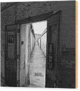 Guantlet Wood Print