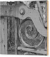 Guarded Wood Print