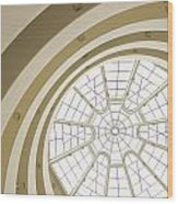 Guggenheim Museum Wood Print