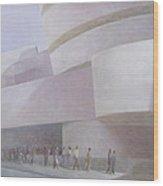 Guggenheim Museum New York 2004 Wood Print