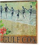 Gulf Coast Wood Print