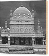 Gumbaz - Tipu's Mausoleum Wood Print
