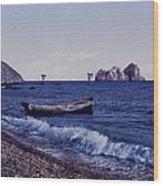 Gursuff - Russian Shore Wood Print