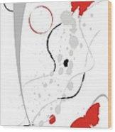 Gv 076 - Marucii Wood Print