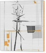 Gv100 Wood Print