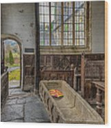 Gwydir Chapel Wood Print