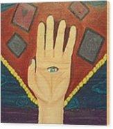 Gypsy Divinations Wood Print