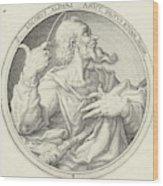 H James The Less, Zacharias Dolendo, Jacob De Gheyn II Wood Print