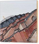 Hagia Sophia Angles 03 Wood Print
