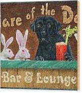 Hair Of The Dog Wood Print