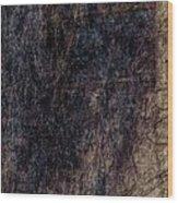 Hairy Window 1 Wood Print