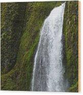 Hakeena Falls Wood Print