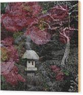 Hakone Memory Wood Print