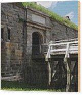 Halifax Citadel Wood Print