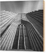 Hallgrimskirkj 2 Wood Print