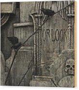 Halloween II Wood Print