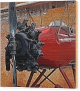 Hamilton Standard Propeller Wood Print