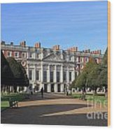 Hampton Court Palace England Wood Print