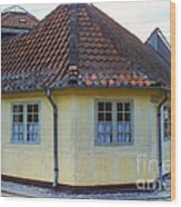 Hans Christian Anderson Birthplace Wood Print