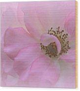Hanae Wood Print