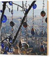 Handicrafts In Cappadocia Wood Print