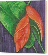 Hang Loose Wood Print