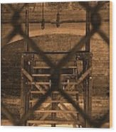 Hangman's Folly Wood Print