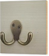 Happy Octopus Wood Print by Michael Oster
